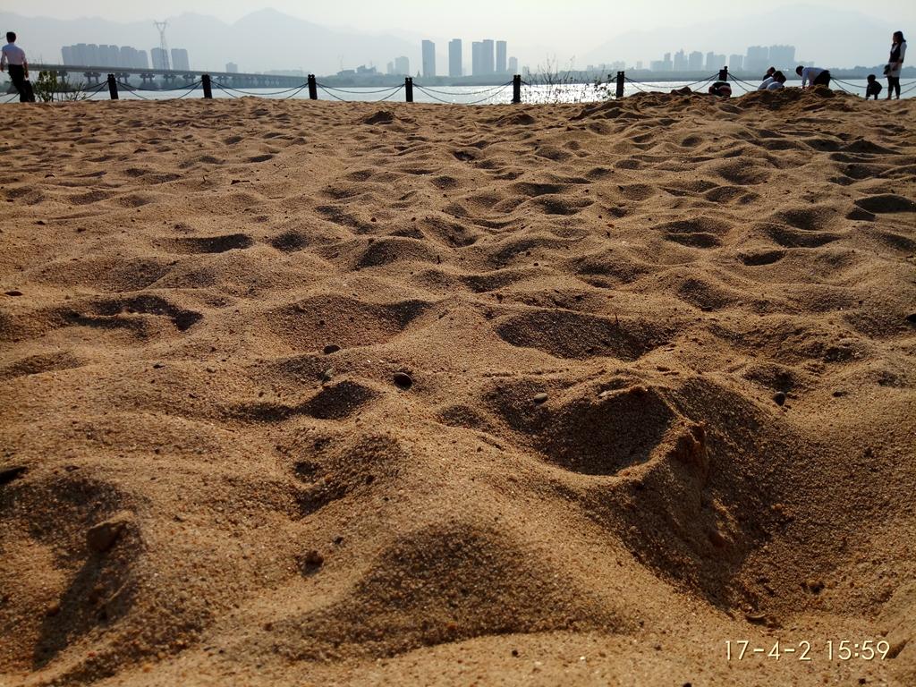 游沙滩公园
