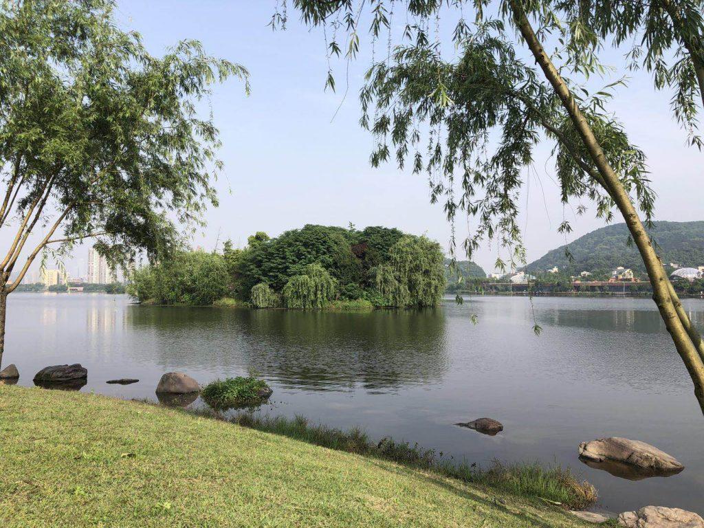 五一长沙行:湘绣、方特、西湖